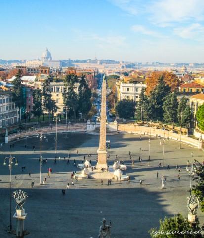 Weekend A Roma Itinerario A Piedi Della Città Eterna I