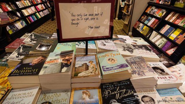 Londra: sei librerie in cui perdersi i golosi itineranti